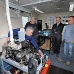 engine and boat maintenance course